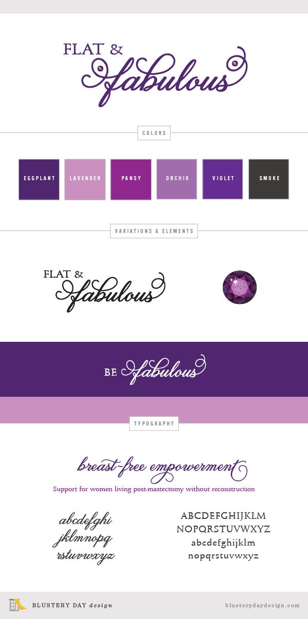 Flat Fabulous Mood Board Web Sized