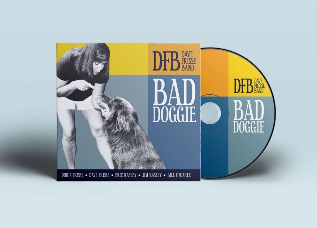 Bad Doggie Album Art